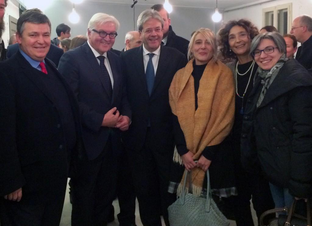 berlino - mostra imi - ministri