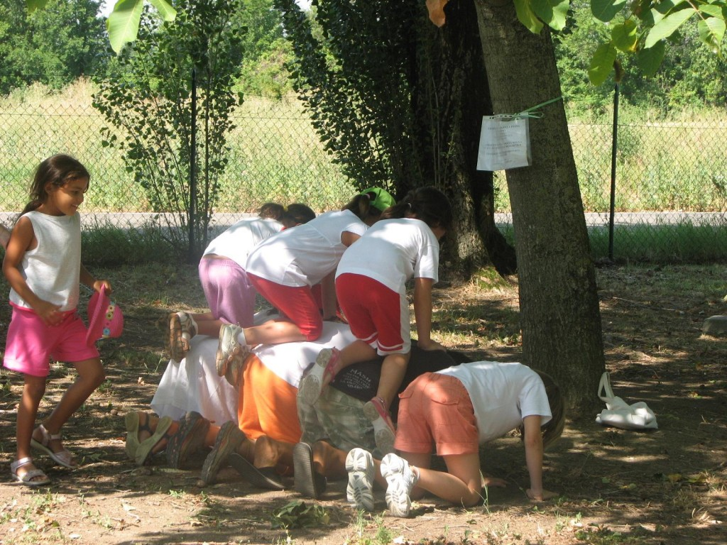 Museo Cervi estate ragazzi 2014