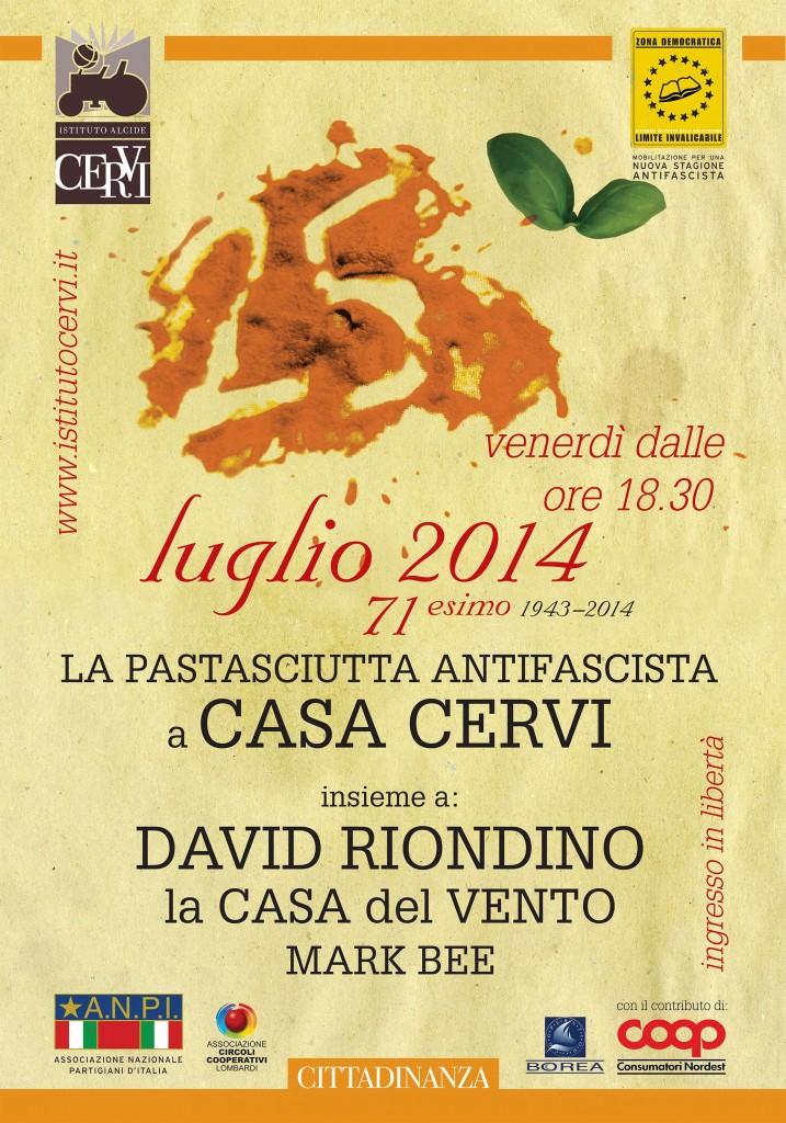 manifesto 25 luglio 2014