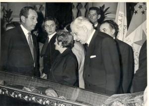 Funerali papà Ferruccio Parri