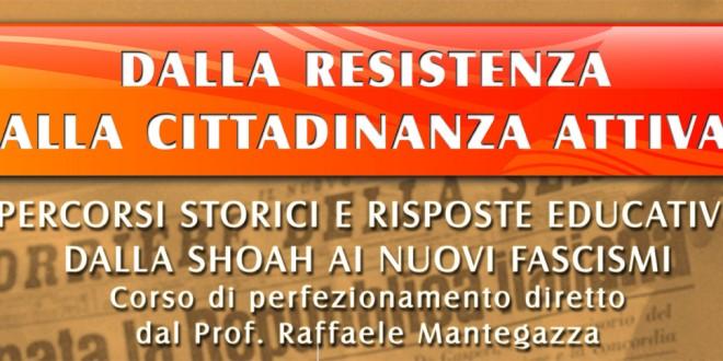 DALLA RESISTENZA ALLA CITTADINANZA ATTIVA – Corso di perfezionamento in Bicocca
