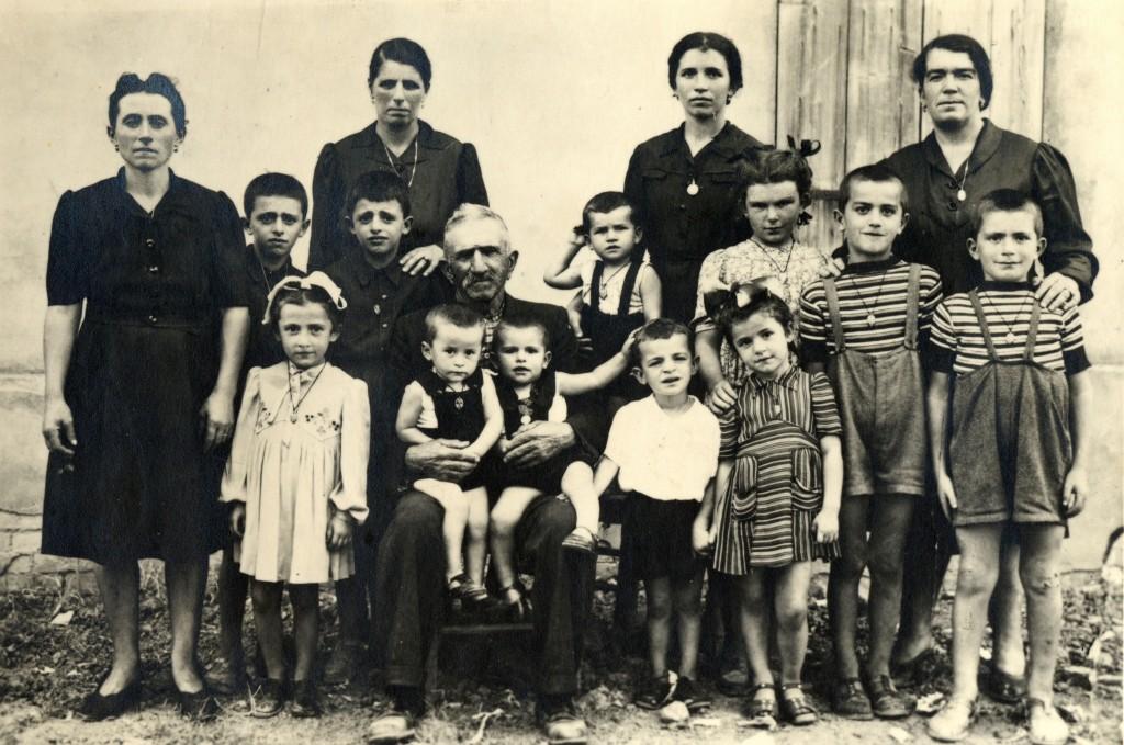 famiglia- dopo la guerra