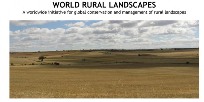 WORLD RURAL LANDSCAPES a Milano > 5 Novembre 2014