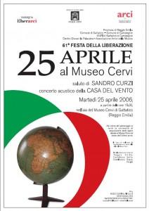 2006 - Manifesto 26 aprile