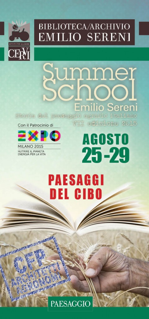 SummerSchool2015_Programma