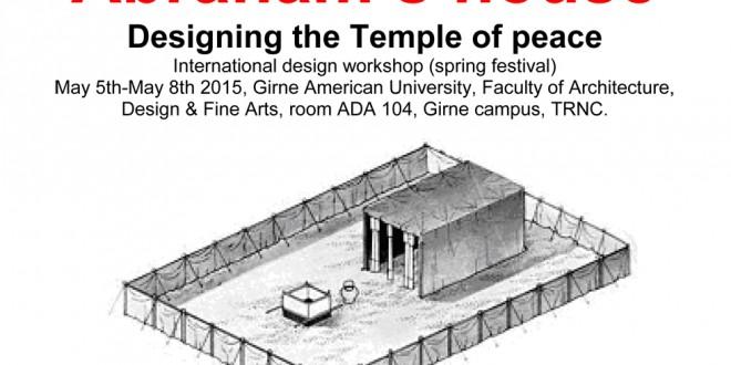 Workshop di Design Internazionale a Cipro > 5 – 8 maggio 2015