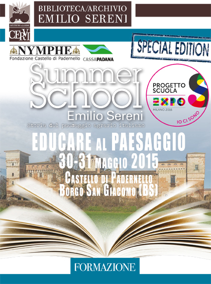 copertina summer padernello