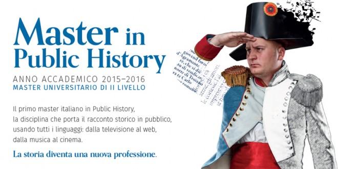 Master in Public History (PH) – Prima Edizione