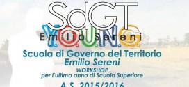 Scuola di Governo del Territorio Young A.S. 2015/16