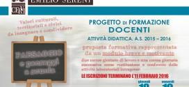 FORMAZIONE DOCENTI > A.S. 2015 – 2016