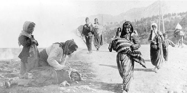 24 aprile 2016 – 101 anni dopo il genocidio armeno