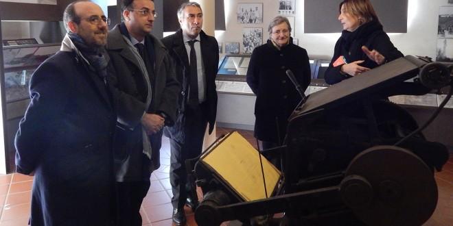 Iniziative per l'educazione alla legalità in collaborazione con Brescello