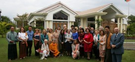 In Birmania insieme ad Aung San Suu Kyi