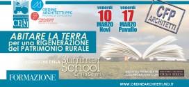 Estensione SUMMER SCHOOL EMILIO SERENI > 10 e 17 marzo