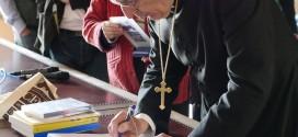 Visita a Casa Cervi del Vescovo Camisasca > 22 aprile 2017