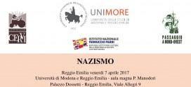 """""""Nazismo"""" Convegno a Reggio Emilia > Saluto di Albertina Soliani"""